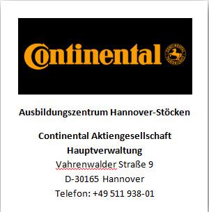 Continental-Ausbildungszentrum