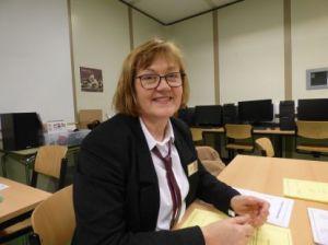 Unsere Geschäftsführerin Frau Kasch-Kielau